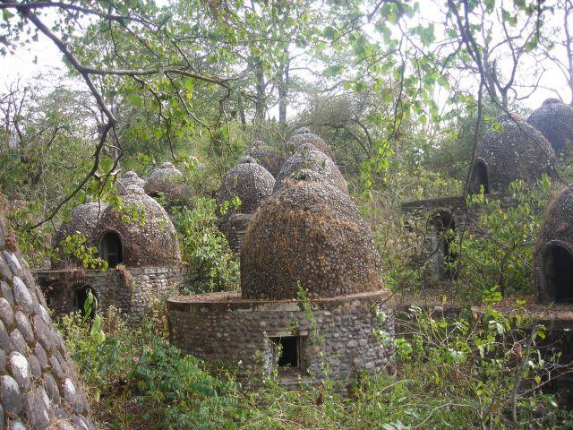 ashram atmophere