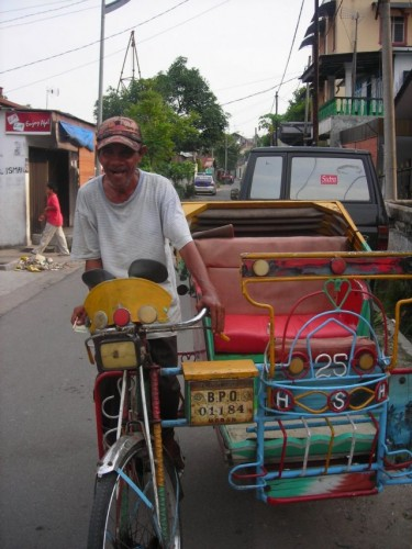 mein stamm rikshaw fahrer