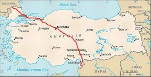 Turkey Route