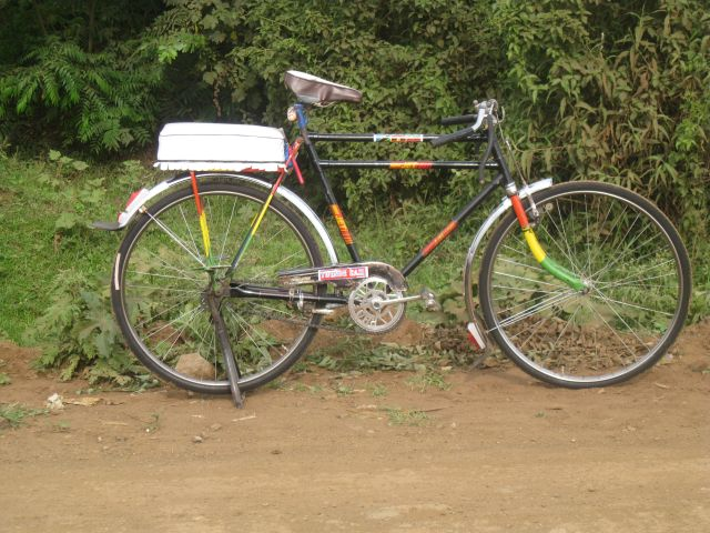 Fahrrad Boda Boda