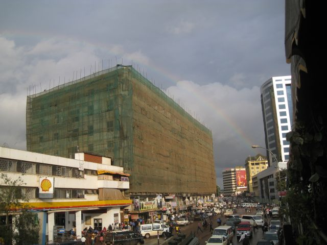 Kampala, Downtown