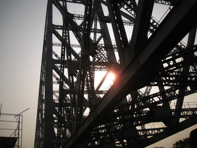 Howrah at morninglight